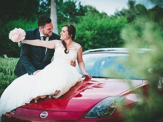 La boda de Ester y Rober