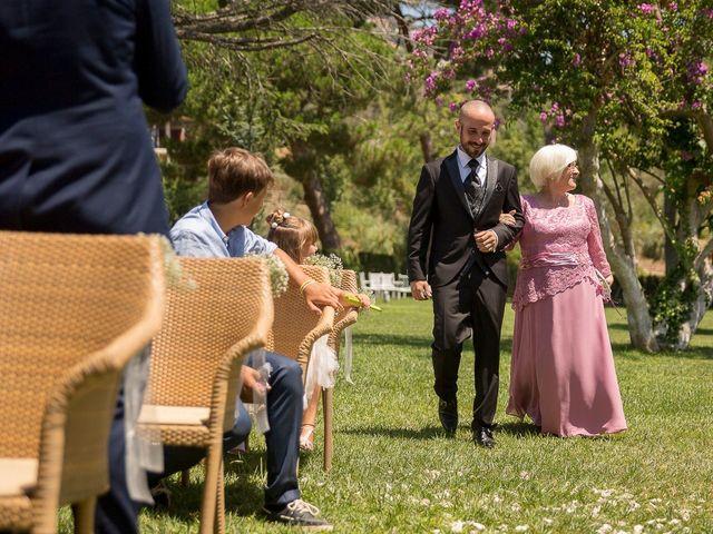 La boda de Jonatan y Christina en Lloret De Mar, Girona 35