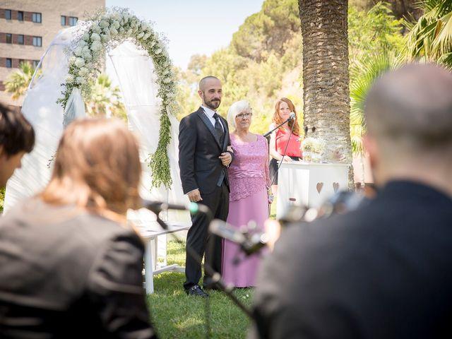 La boda de Jonatan y Christina en Lloret De Mar, Girona 36