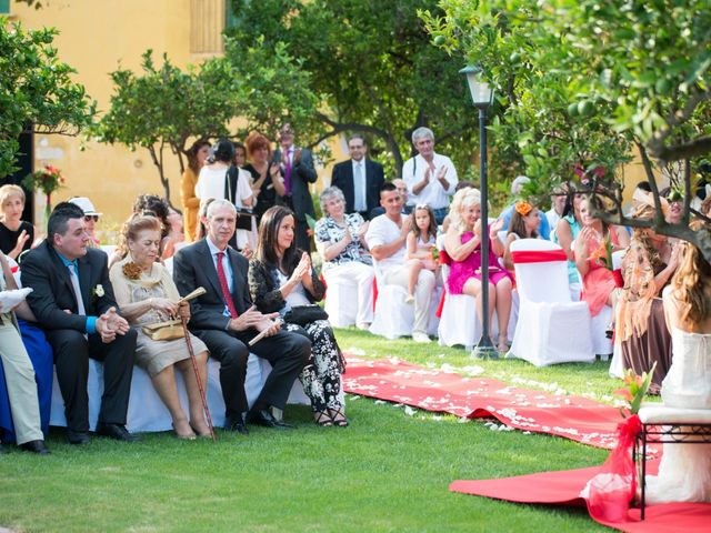 La boda de Pedro y Patri en Riudoms, Tarragona 10