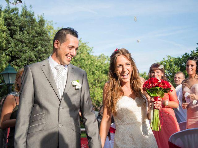 La boda de Pedro y Patri en Riudoms, Tarragona 11