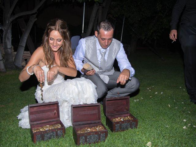 La boda de Pedro y Patri en Riudoms, Tarragona 17