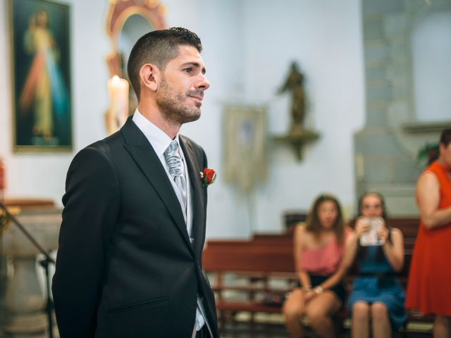La boda de Jose y Pamela en Granadilla, Córdoba 17