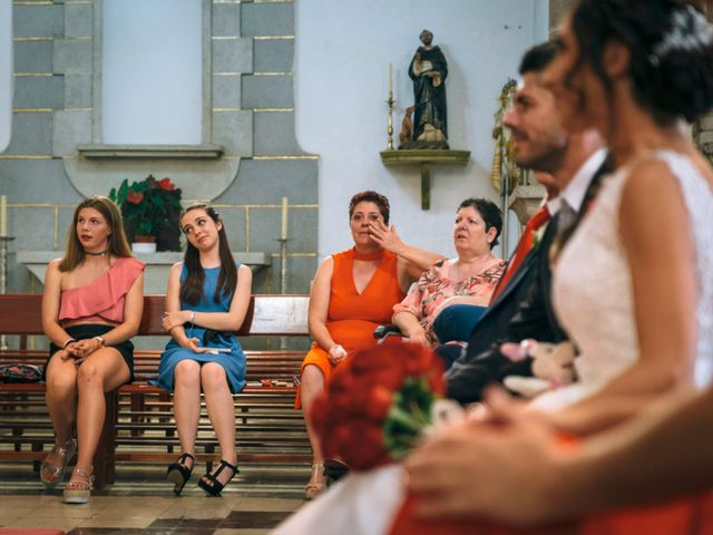 La boda de Jose y Pamela en Granadilla, Córdoba 18