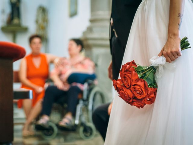 La boda de Jose y Pamela en Granadilla, Córdoba 22
