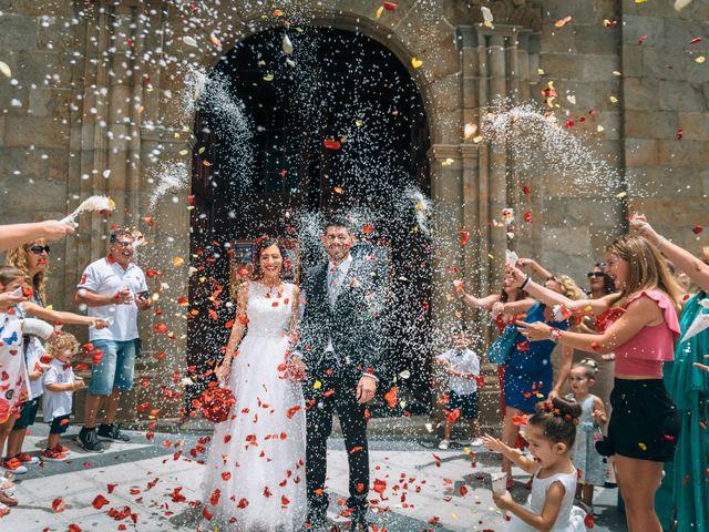 La boda de Jose y Pamela en Granadilla, Córdoba 2