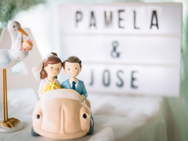 La boda de Jose y Pamela en Granadilla, Córdoba 28