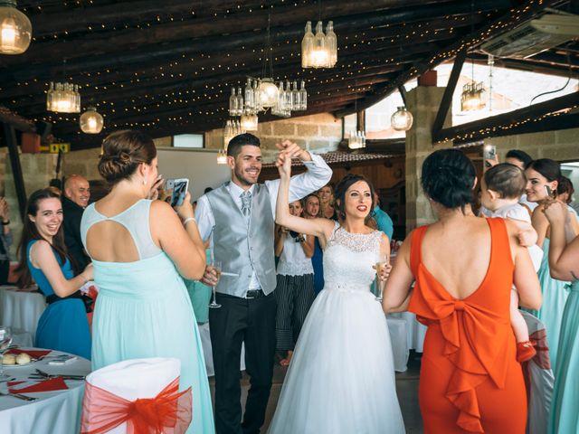 La boda de Jose y Pamela en Granadilla, Córdoba 32