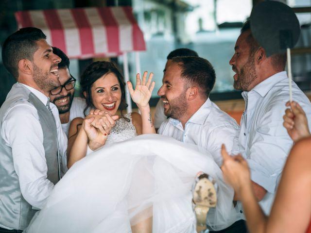 La boda de Jose y Pamela en Los Blanquitos, Santa Cruz de Tenerife 37