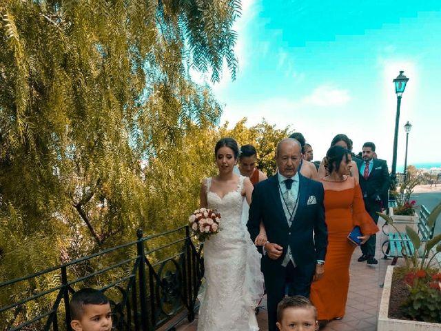 La boda de José Antonio y Lydia en Torrox, Málaga 1