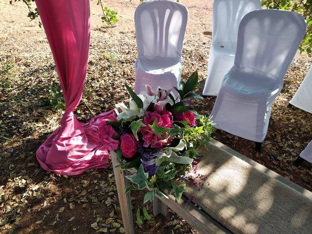 La boda de Luis y Carol en Sant Josep De Sa Talaia/sant Josep De La, Islas Baleares 5