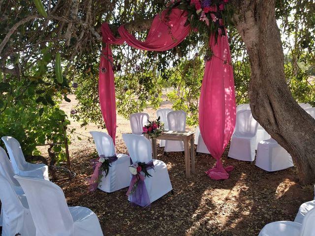 La boda de Luis y Carol en Sant Josep De Sa Talaia/sant Josep De La, Islas Baleares 6