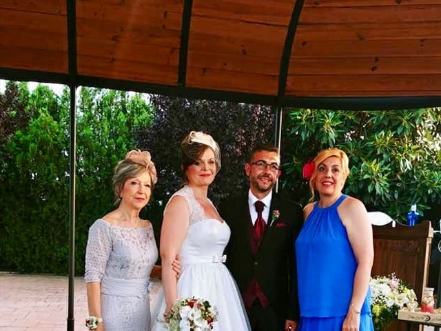 La boda de David y Noelia  en La Pobla De Farnals, Valencia 1