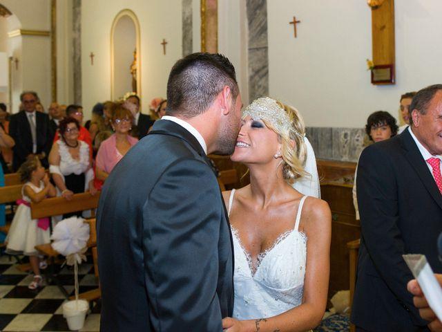 La boda de Juan Manuel y Bea en Burriana, Castellón 16
