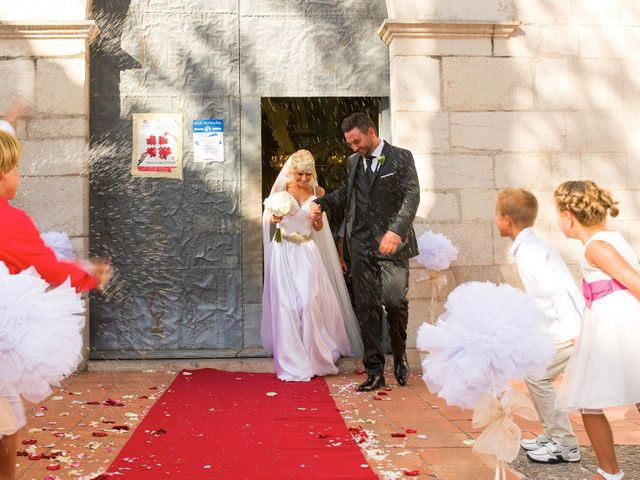 La boda de Juan Manuel y Bea en Burriana, Castellón 17
