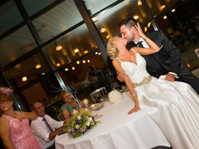 La boda de Juan Manuel y Bea en Burriana, Castellón 22