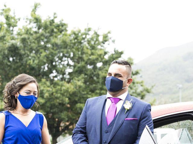 La boda de Estefania y Adrian en Riaño (Langreo), Asturias 14