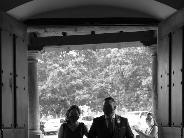 La boda de Estefania y Adrian en Riaño (Langreo), Asturias 15