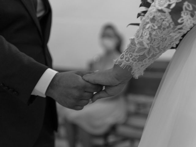 La boda de Estefania y Adrian en Riaño (Langreo), Asturias 20