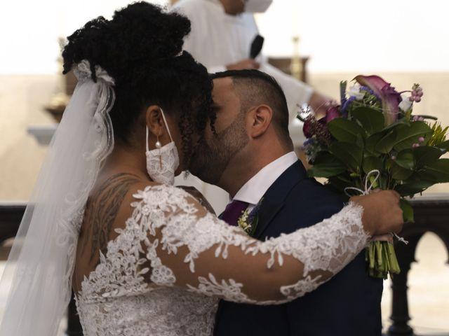 La boda de Estefania y Adrian en Riaño (Langreo), Asturias 21