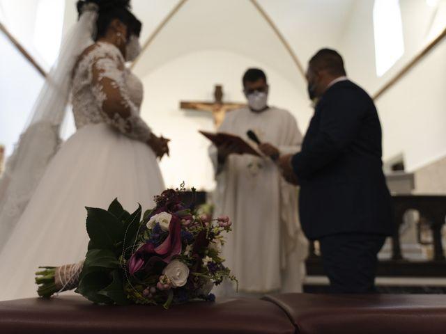 La boda de Estefania y Adrian en Riaño (Langreo), Asturias 22