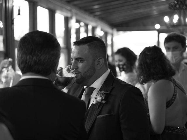 La boda de Estefania y Adrian en Riaño (Langreo), Asturias 28