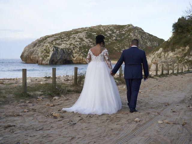 La boda de Estefania y Adrian en Riaño (Langreo), Asturias 38