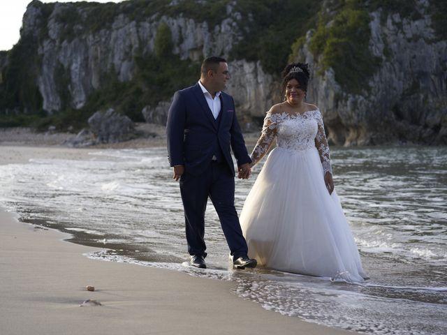 La boda de Estefania y Adrian en Riaño (Langreo), Asturias 43