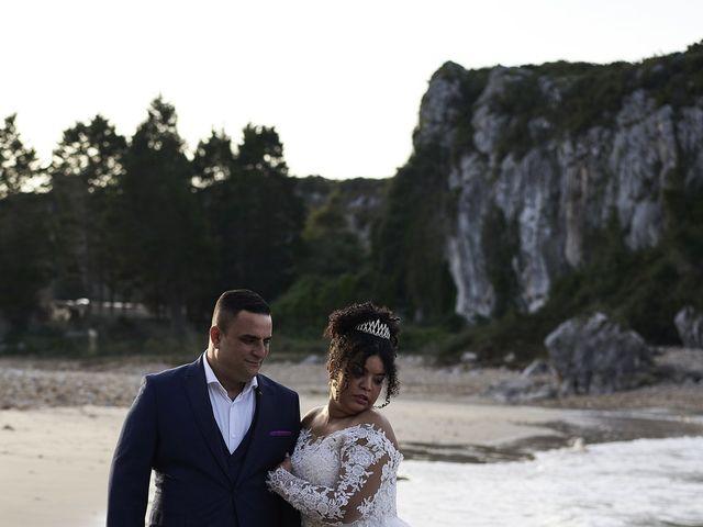 La boda de Estefania y Adrian en Riaño (Langreo), Asturias 44