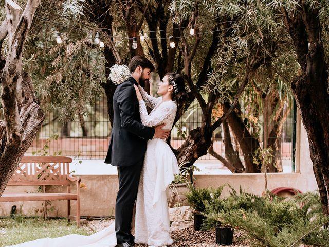 La boda de Ciro y Simona en Alacant/alicante, Alicante 11