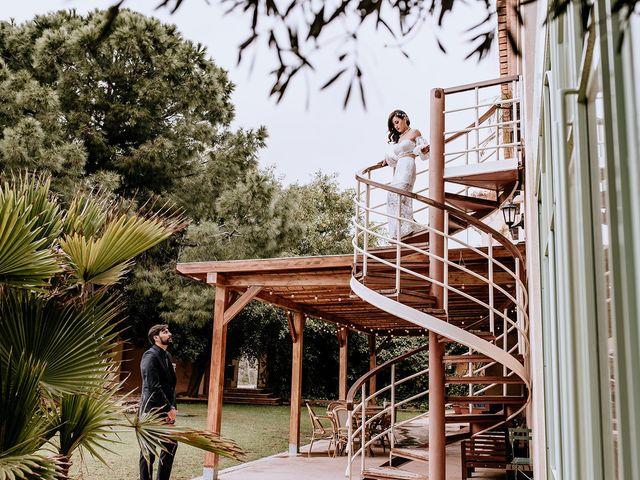 La boda de Ciro y Simona en Alacant/alicante, Alicante 13