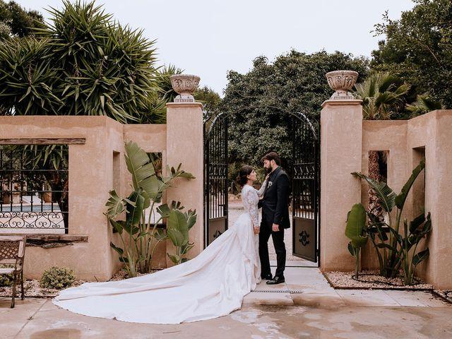 La boda de Ciro y Simona en Alacant/alicante, Alicante 1