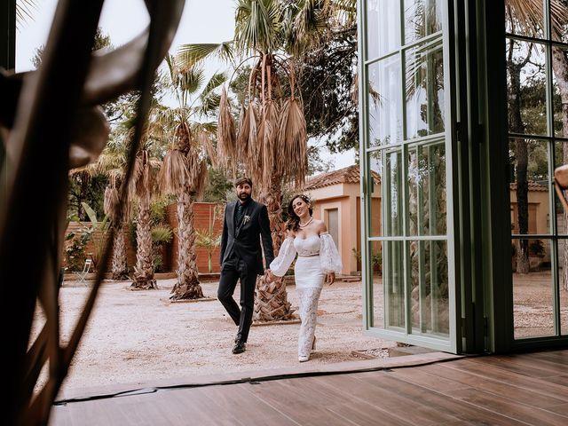 La boda de Ciro y Simona en Alacant/alicante, Alicante 2