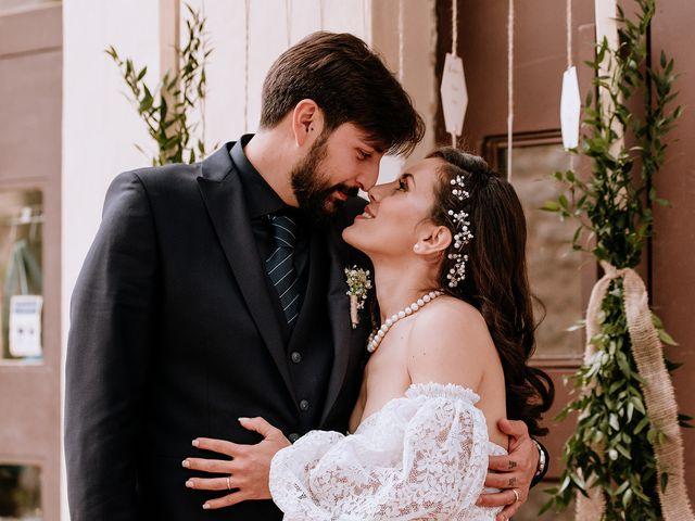 La boda de Ciro y Simona en Alacant/alicante, Alicante 16