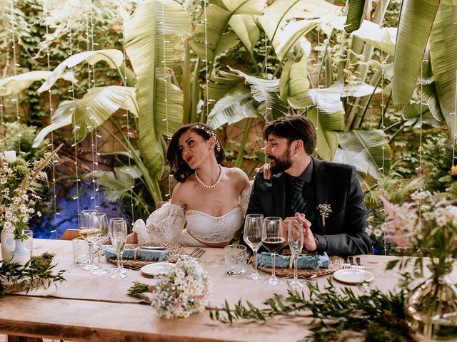 La boda de Simona y Ciro