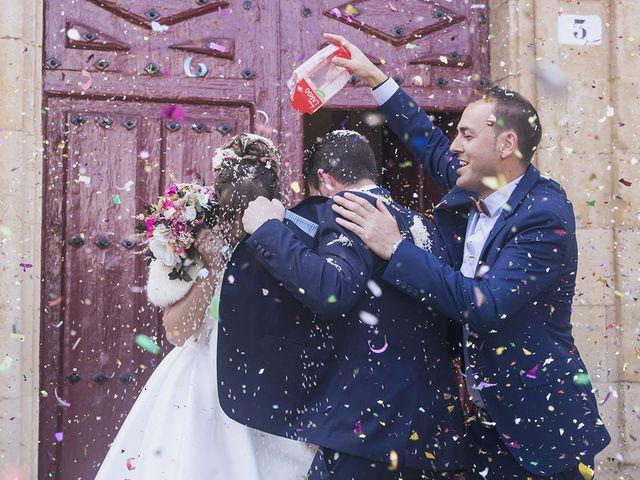 La boda de Manolo y Mary en Peñaranda De Bracamonte, Salamanca 16