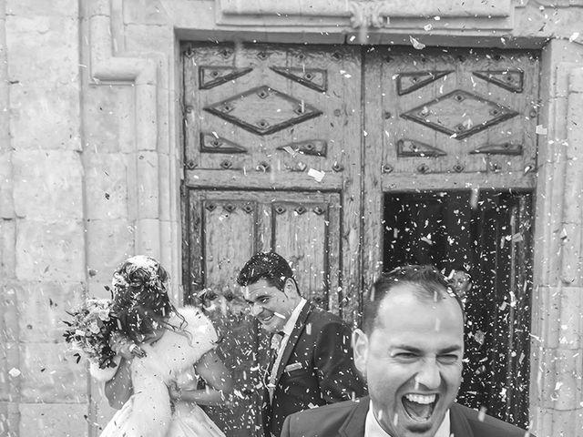 La boda de Manolo y Mary en Peñaranda De Bracamonte, Salamanca 17