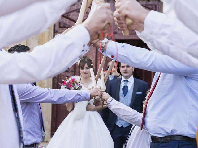 La boda de Manolo y Mary en Peñaranda De Bracamonte, Salamanca 18