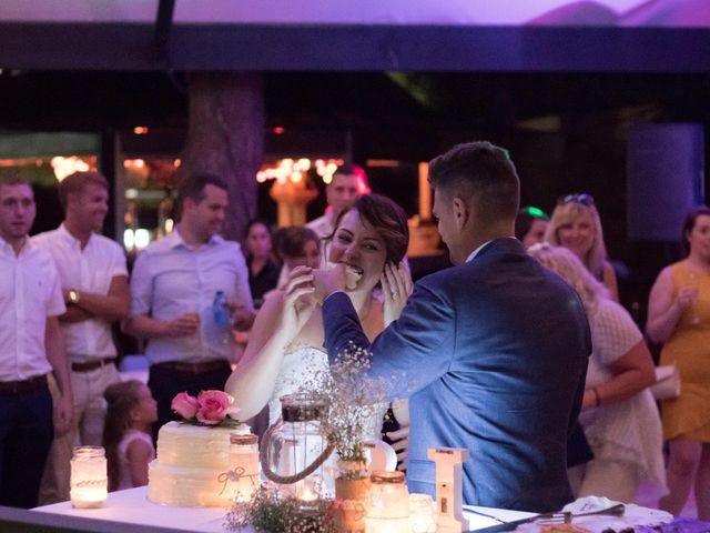 La boda de Liam y Joanne en Altea, Alicante 1
