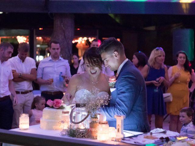 La boda de Liam y Joanne en Altea, Alicante 2