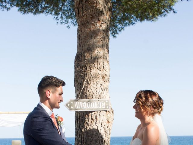 La boda de Liam y Joanne en Altea, Alicante 13