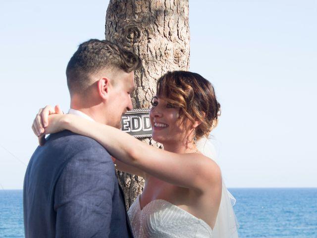 La boda de Liam y Joanne en Altea, Alicante 14