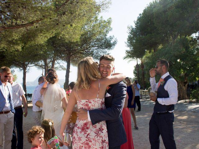 La boda de Liam y Joanne en Altea, Alicante 23