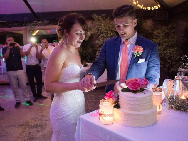 La boda de Liam y Joanne en Altea, Alicante 28