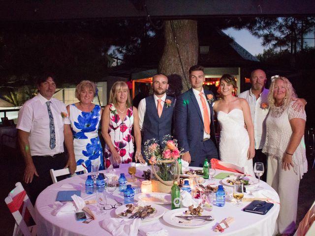 La boda de Liam y Joanne en Altea, Alicante 29