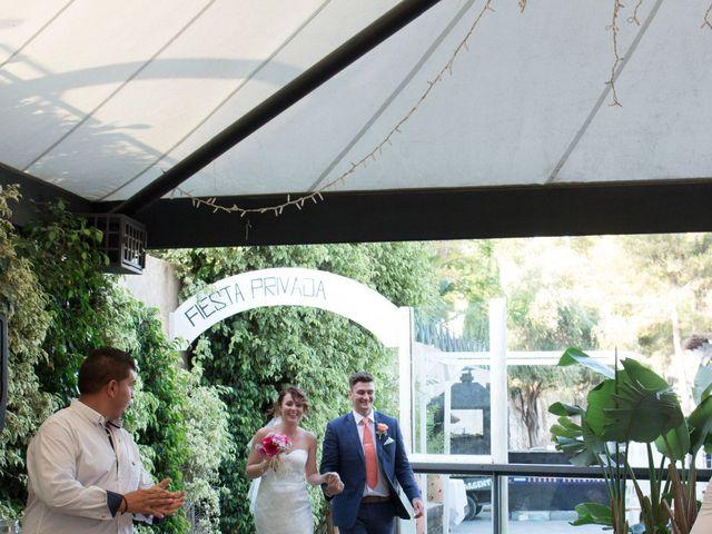 La boda de Liam y Joanne en Altea, Alicante 35