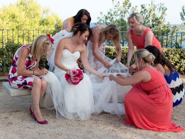 La boda de Liam y Joanne en Altea, Alicante 36