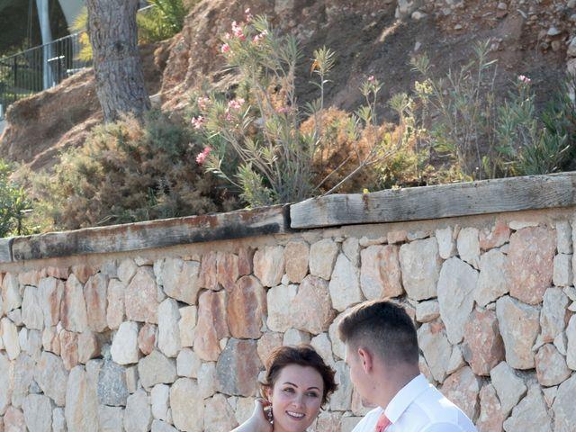 La boda de Liam y Joanne en Altea, Alicante 43