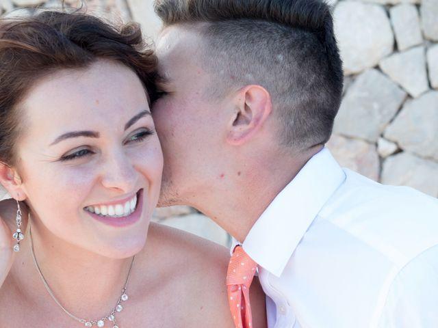 La boda de Liam y Joanne en Altea, Alicante 45