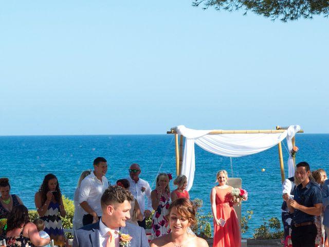 La boda de Liam y Joanne en Altea, Alicante 47
